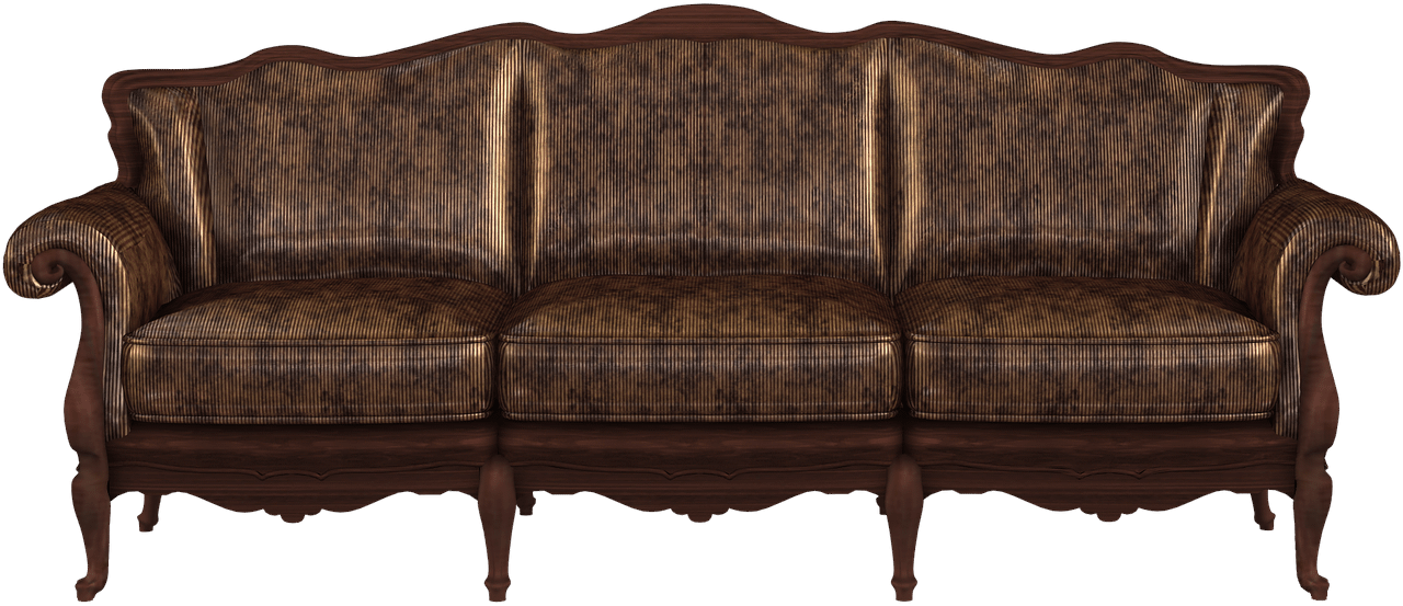 couch render old